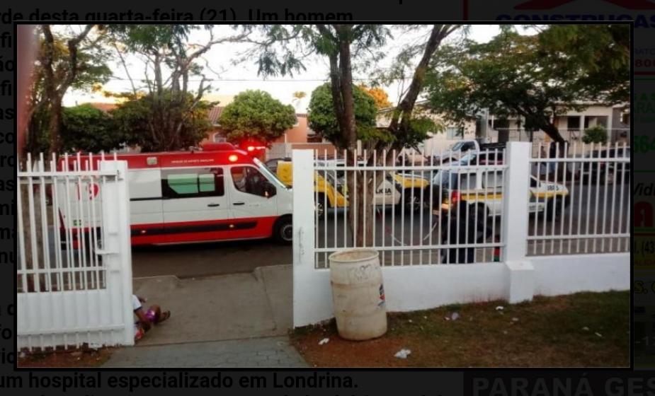 Prisão preventiva para homem que incendiou mulher e filha de 4 anos