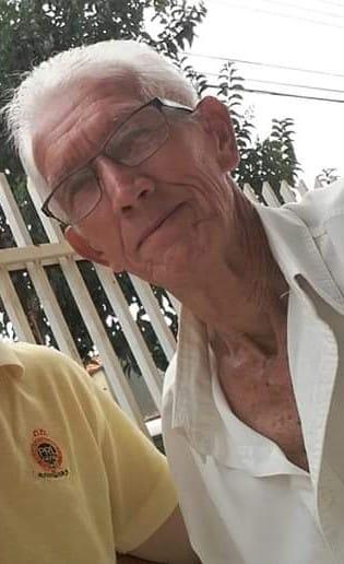 """Nota de falecimento: Senhor Lázaro Cezar Theodoro """"Ex Motorista 19º Regional de Saúde"""""""