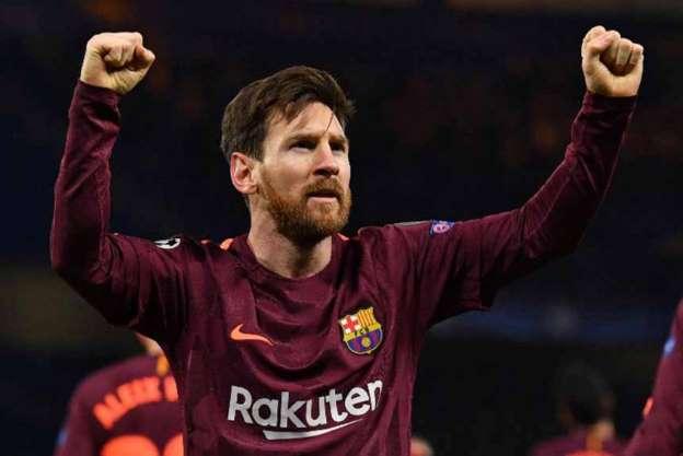 Messi é eleito melhor jogador do mundo pela Fifa; veja premiações