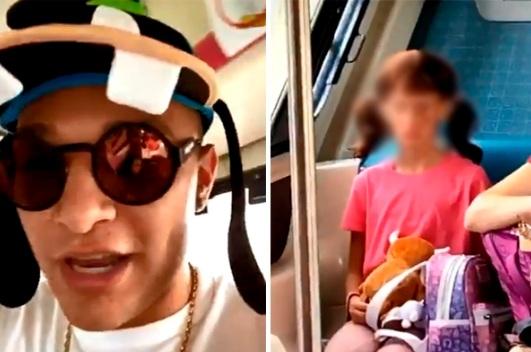 MC Gui sofre com cancelamento de shows após polêmica envolvendo bullying