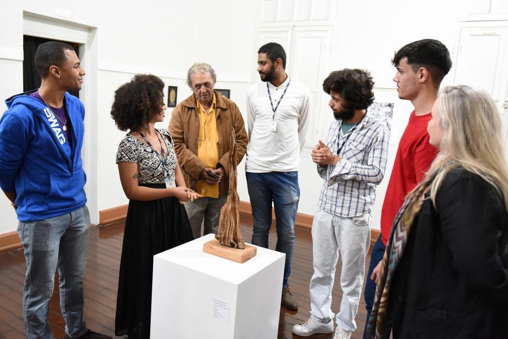 Salão de Artes Plástica de Jacarezinho segue com exposição aberta até 25 de outubro
