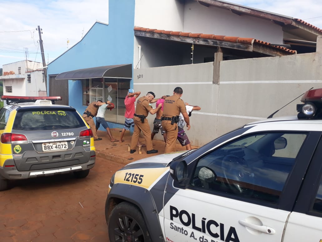 Polícia Militar intensifica ações em Santo Antônio da Platina