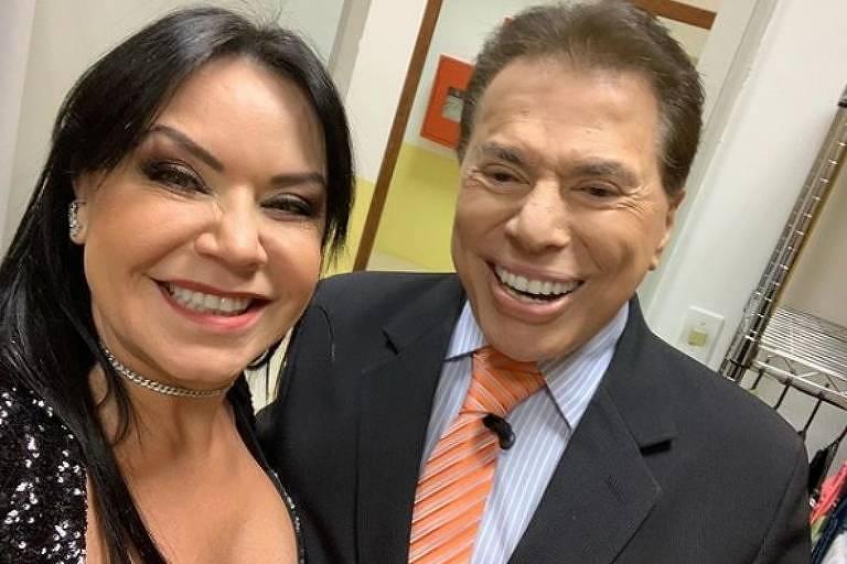 Ex-assistente de Gugu, Flor faz pedido inusitado a Silvio Santos após morte de apresentador