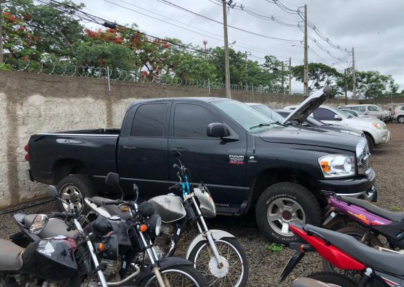 Paraná: Veículos apreendidos estão isentos do pagamento das diárias nos pátios do Detran