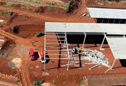 Jacarezinhense morre em desabamento de barracão em construção