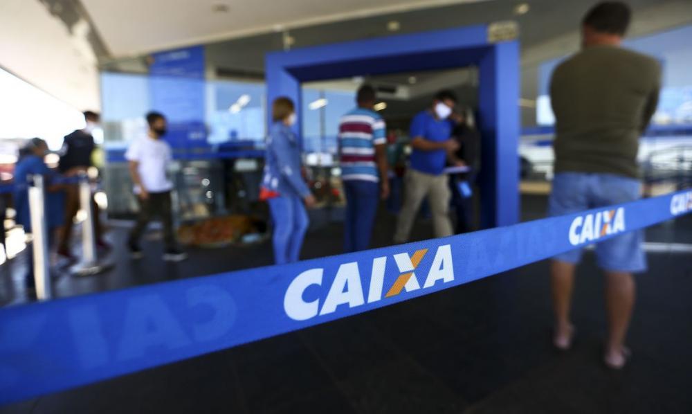 Caixa paga R$ 2,6 bilhões de auxílio a 4 milhões de beneficiários