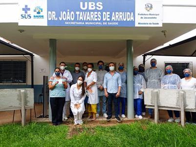 Transparência: Prefeitura de Jacarezinho chega a 531 doses da vacina aplicadas
