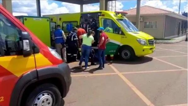 Criança se enrosca em balanço e fica gravemente ferida no Paraná