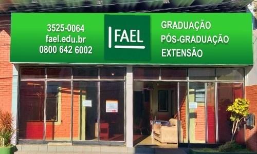 """Jacarezinho e Região: Faculdade FAEL EAD? Com certeza, é FAEL! Confiram nossos cursos de graduação """" Click aqui"""""""