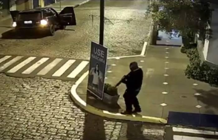 Criminosos atacam bancos e provocam terror em Mococa, mais uma cidade do interior de SP