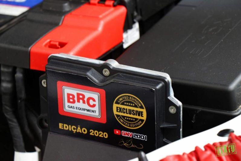 2001 GNV lança kit Special Edition da BRC com sucesso (2)
