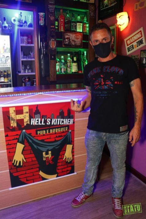 Hell's Kitchen Pub rock'n'roll - Boa comida e drinks bem no coração da Tijuca (4)