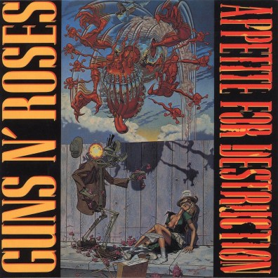 Guns N' Roses - Appetite for Destruction