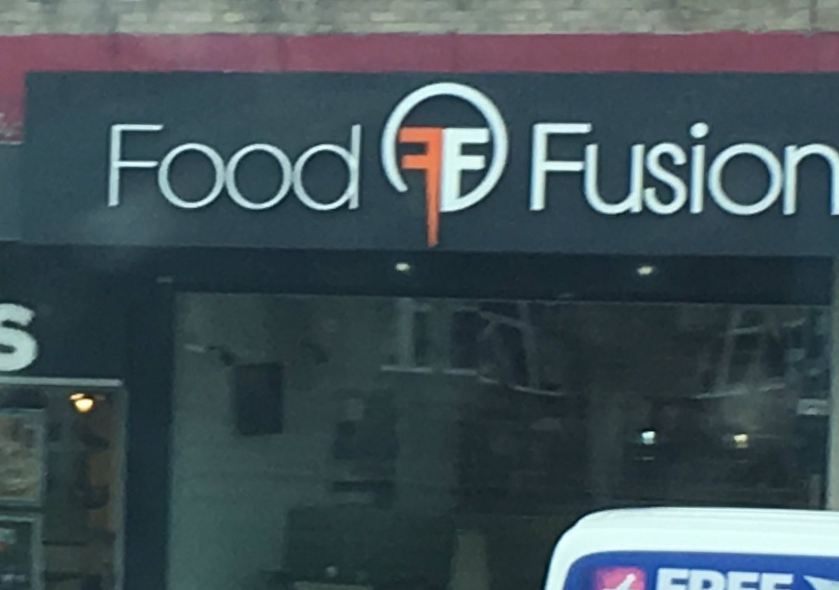 Un Restaurante Copia El Logo De Fear Factory PortALTERNATIVO