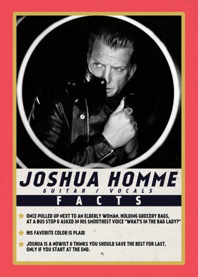 QOTSA - Joshua Homme