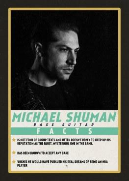 QOTSA - Michael Shuman