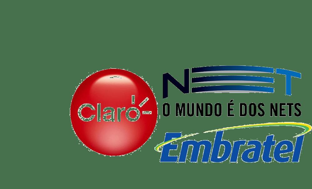 Net Claro Embratel Logo