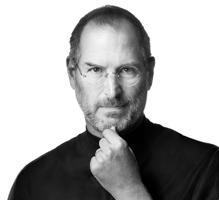 Steve Jobs 1955 2011 good bye ate mais