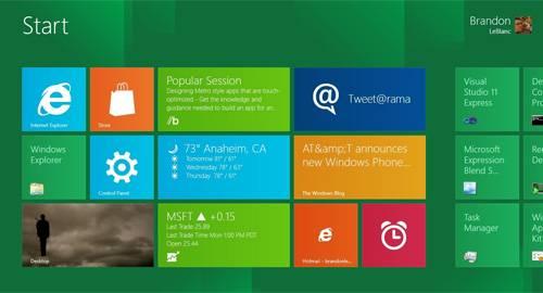 Windows 8 atrai menos usuários do que Win7