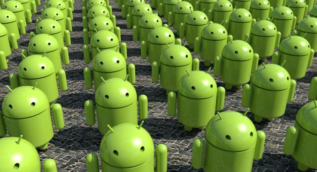 Inovação no Android está à frente da Apple