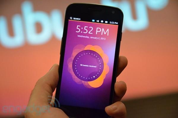 Canonical anuncia Ubuntu para smartphones