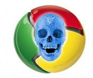 Falha do Chrome