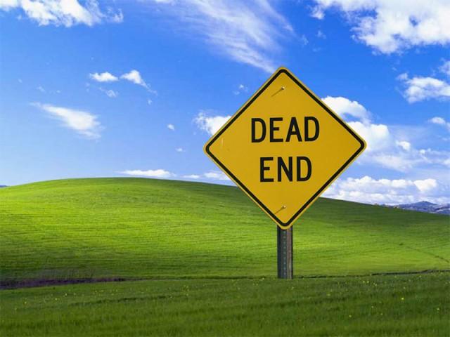 Alerta: Fim da linha para o Windows XP