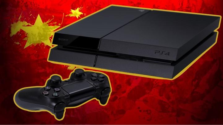 Sony atrasa venda playstation 4 na china