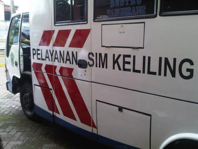 Jadwal SIM Keliling Wilayah Jawa Timur Rabu 15 November 2017