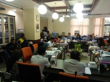 DPRD Menolak Pemindahan Pasar unggas Keputran Ke Panjangjiwo