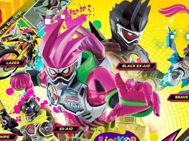 Kamen Rider Ex-Aid Akan Tayang di Televisi Indonesia