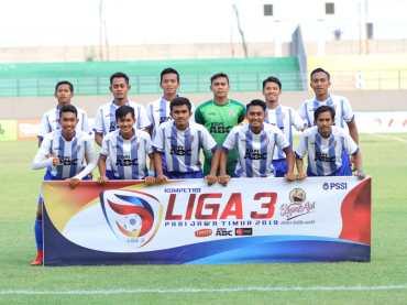 PSG Gresik Masuk Final Liga 3 Jawa Timur