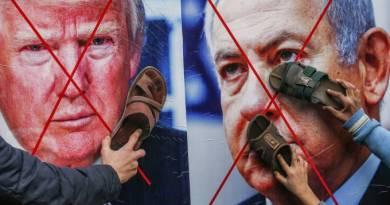 Paz de Trump para a Palestina é um 'apartheid', dizem ex líderes europeus