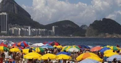 Rio de Janeiro tem sensação térmica de quase 50 graus