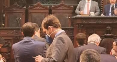 Assembleia do Rio diminui número de sessões plenárias