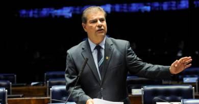 Com coronavírus, senadorNelsinhoTradestá internado em Brasília