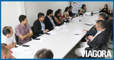 MP discute situação da segurança pública em bairros da zona Sudeste