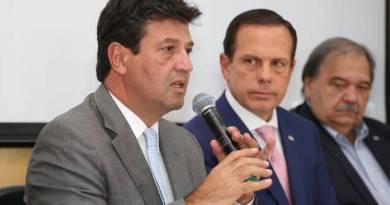 Vamos liberar de R$ 420 a 430 milhões para Estados, diz Mandetta