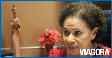 Vice governadora Regina Sousa destaca a luta das mulheres