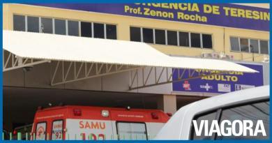 Acidente deixa jovem gravemente ferido na PI 130 no Cerâmica Cil