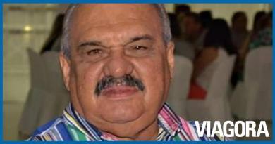 Após diagnóstico de Covid 19, ex deputado Leal Júnior recebe alta