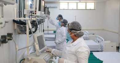 Chega a 206 os profissionais de saúde curados