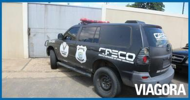 Greco prende quadrilha suspeita de assaltos a bancos em Teresina