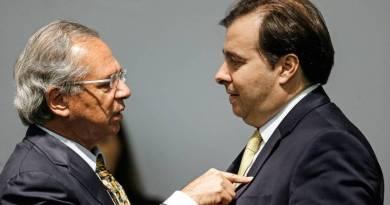 Maia e Guedes terão 'duelo' de lives com banqueiros na segunda