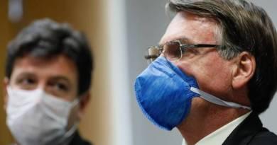 'Mandetta deu chute no saco de Bolsonaro para ser demitido', diz ministro