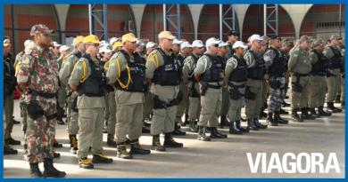 Patrulhamento contra Covid 19 é reforçado com 342 militares no Piauí