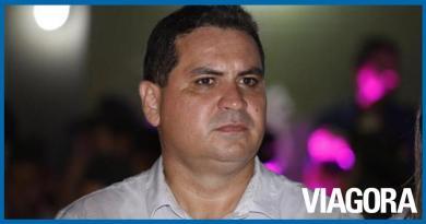 Prefeito Júnior Carvalho testa positivo para a Covid 19