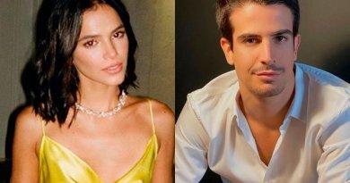 Bruna Marquezine curte tuítes ironizando rumores de namorar Enzo Celulari