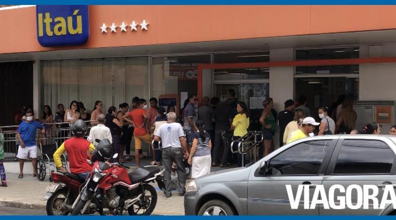 Covid 19: 34 bancários já testaram positivo para a doença no Piauí