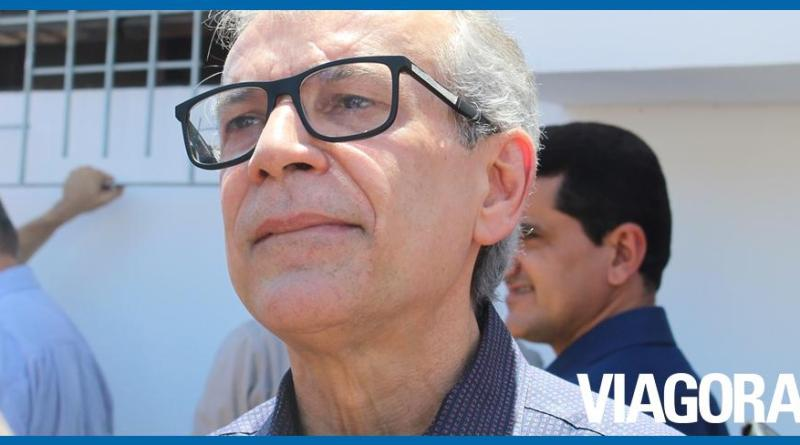 João Vicente Claudino diz que PTB não indicará vice em Teresina